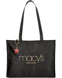 Macy's - New York Shoulder Tote, Created For - Lyst