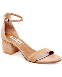 Steve Madden Irenee Dress Sandals - Multicolor