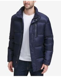 Cole Haan - Quilted Packable Jacket - Lyst