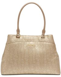 competitive price 5ef9a f740f Hudson Signature Embossed Satchel - Metallic