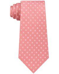 Michael Kors - Dot & Dash Silk Tie - Lyst