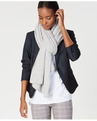 Charter Club - Oversized Cashmere Scarf, Created For Macy's - Lyst