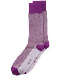 Alfani - Piqué Knit Dress Socks, Created For Macy's - Lyst