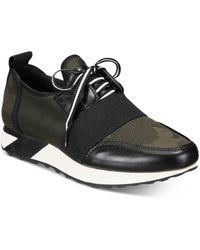 Material Girl Annya Sneakers, Created For Macy's - Black
