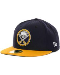 KTZ - Buffalo Sabres Basic 59fifty Cap - Lyst