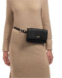 Vince Camuto Vertical Stitch Convertible Belt Bag - Multicolor
