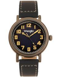 Wrangler Watch - Blue