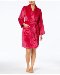 Charter Club - Short Solid Robe - Lyst