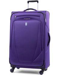 "Atlantic ® Infinity® Lite 4 29"" Expandable Spinner Suitcase - Purple"