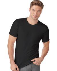 Calvin Klein   Men's Cotton Stretch Crew-neck T-shirt 2-pack   Lyst