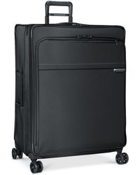 "Briggs & Riley - Baseline 31"" Extra-large Expandable Spinner Suitcase - Lyst"