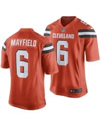 Nike - Baker Mayfield Cleveland Browns Limited Jersey - Lyst