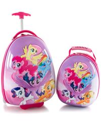 Heys My Little Pony Luggage And Backpack Set - Pink