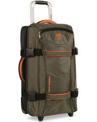 "Timberland - Twin Mountain 30"" Wheeled Duffel Bag - Lyst"