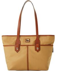 Dooney & Bourke Dooney & Boukre Wayfarer Double Pocket Tote - Multicolour