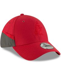 899de88ba KTZ Tampa Bay Buccaneers State Flag Reflective 59fifty Fitted Cap for Men -  Lyst