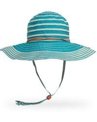 Sunday Afternoons Lanai Hat - Green