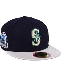 super cute 92dae 828ea KTZ New York Jets Anniversary Patch 9fifty Snapback Cap in Green for Men -  Lyst