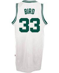 adidas - Men s Larry Bird Boston Celtics Retired Player Swingman Jersey -  Lyst 441c6dfc9