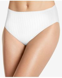 Jockey Supersoft Breathe French Cut Underwear 2375, Also Available In Extended Sizes - White