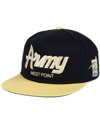 678323c06a4 Lyst - Nike Army Black Knights Vapor Sideline Coaches Cap in Black ...