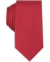 Perry Ellis | Men's Sedium Grid Tie | Lyst