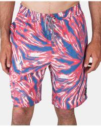 Neff Graphic Board Shorts - Multicolor