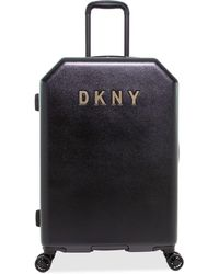 """DKNY - Allure 24"""" Hardside Spinner Suitcase, Created For Macy's - Lyst"""