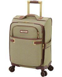 "London Fog Oxford Ii 29"" Softside Spinner Suitcase - Multicolour"