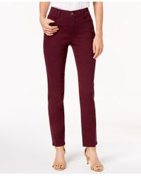 Style & Co. - Petite Tummy-control Jeans, Created For Macy's - Lyst