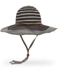 Sunday Afternoons Lanai Hat - Black