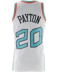 76305706bbf Mitchell   Ness - Gary Payton Nba All Star 1996 Swingman Jersey - Lyst