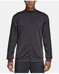adidas - Essentials 3-stripes Tricot Track Jacket - Lyst