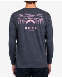 Neff Escape Graphic T-shirt - Blue