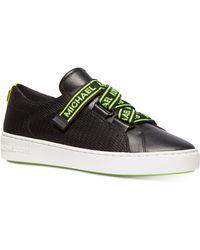 Michael Kors Michael Casey Sneakers - Black