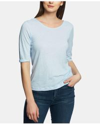 1.STATE - Knot-back Top - Lyst