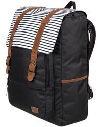Roxy - Ocean Vibes Striped Backpack - Lyst