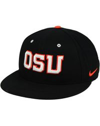 brand new 7eefc 25c56 Nike Usc Trojans True Tweed Snapback Cap in Black for Men - Lyst