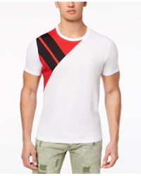 INC International Concepts - Pieced Park T-shirt, Created For Macy's - Lyst