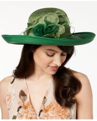 August Accessories - Opal Romantic Dressy Hat - Lyst