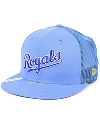 reputable site 2a2a4 2fe10 KTZ Kansas City Royals 2015 World Series Commemorative Gold Ac 59fifty Cap  for Men - Lyst