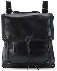 The Sak Ventura Convertible Backpack - Black