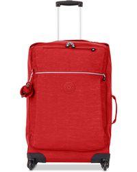 "Kipling Darcey 26"" Spinner Suitcase - Red"