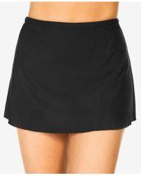 Miraclesuit Swim Skirt - Black