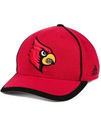 Lyst - Adidas Originals Louisville Cardinals Hardwood Classics ... 29810c73eca6