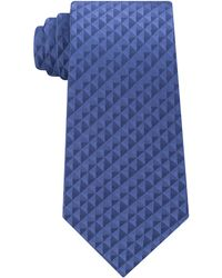 CALVIN KLEIN 205W39NYC - Men's Optic Geometric Silk Tie - Lyst
