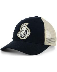 adidas - Ottawa Senators Sun Bleached Slouch Cap - Lyst