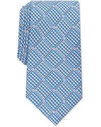 Perry Ellis - Tahan Grid Tie - Lyst