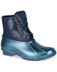 Sperry Top-Sider - Saltwater Duck Boot - Lyst