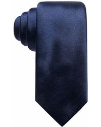 Alfani - Satin Solid Slim Silk Tie, Created For Macy's - Lyst